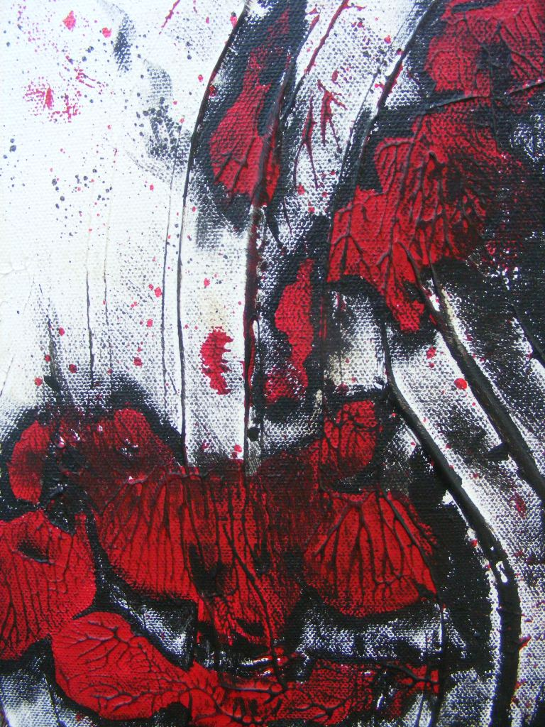 Systemic Heart by Sheri Roloff - detail shot