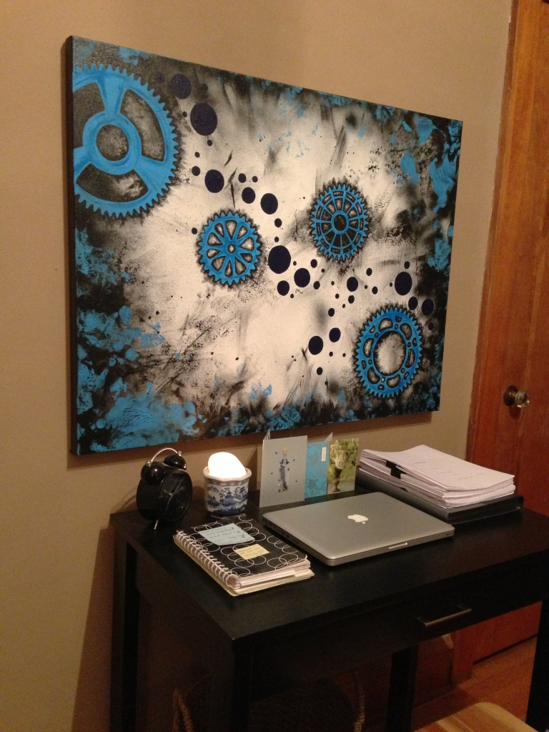 Commissioned Artwork by Sheri Roloff