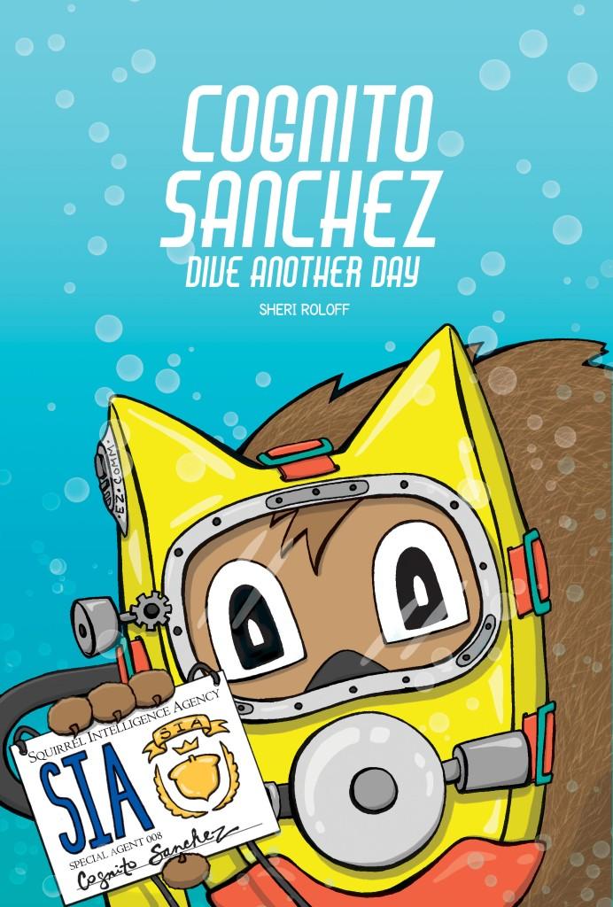 Cognito Sanchez cover by Sheri Roloff