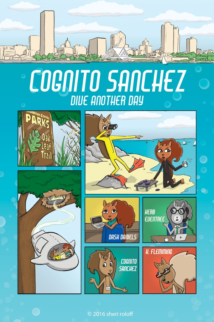 Cognito Sanchez_Title Page by Sheri Roloff