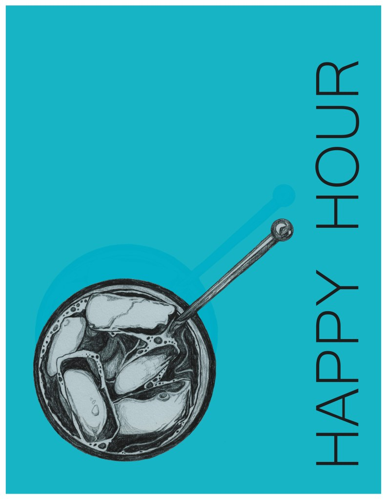 Happy Hour by Sheri Roloff