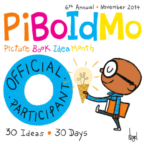 piboidmo2014officialparticipant badge