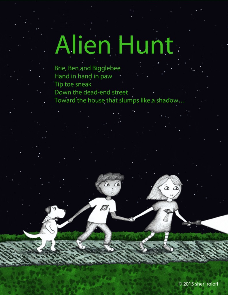 Alien Hunt by Sheri Roloff