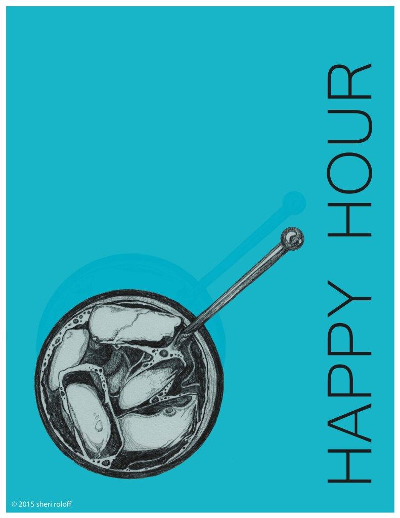 Happy Hour by Sheri Roloff