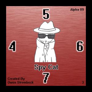 Spy Cat - Square Tactics