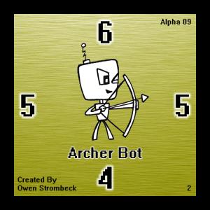 Archer Bot - Square Tactics