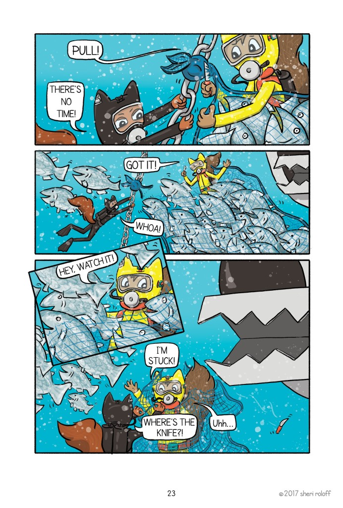 Cognito Sanchez Page 23 by Sheri Roloff