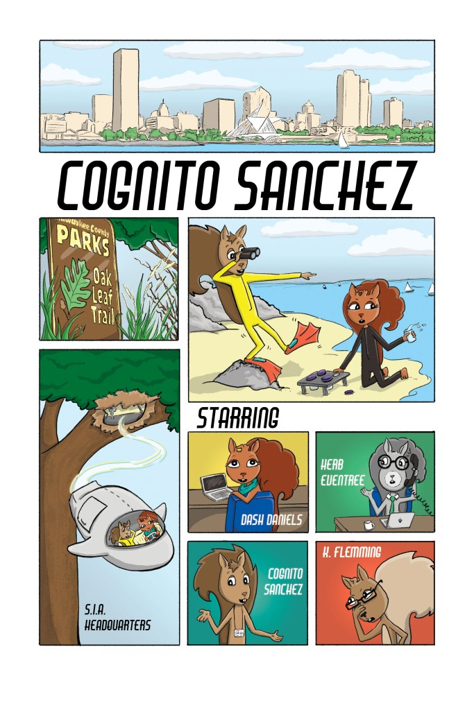 Cognito Sanchez_Title Page_v1 by Sheri Roloff