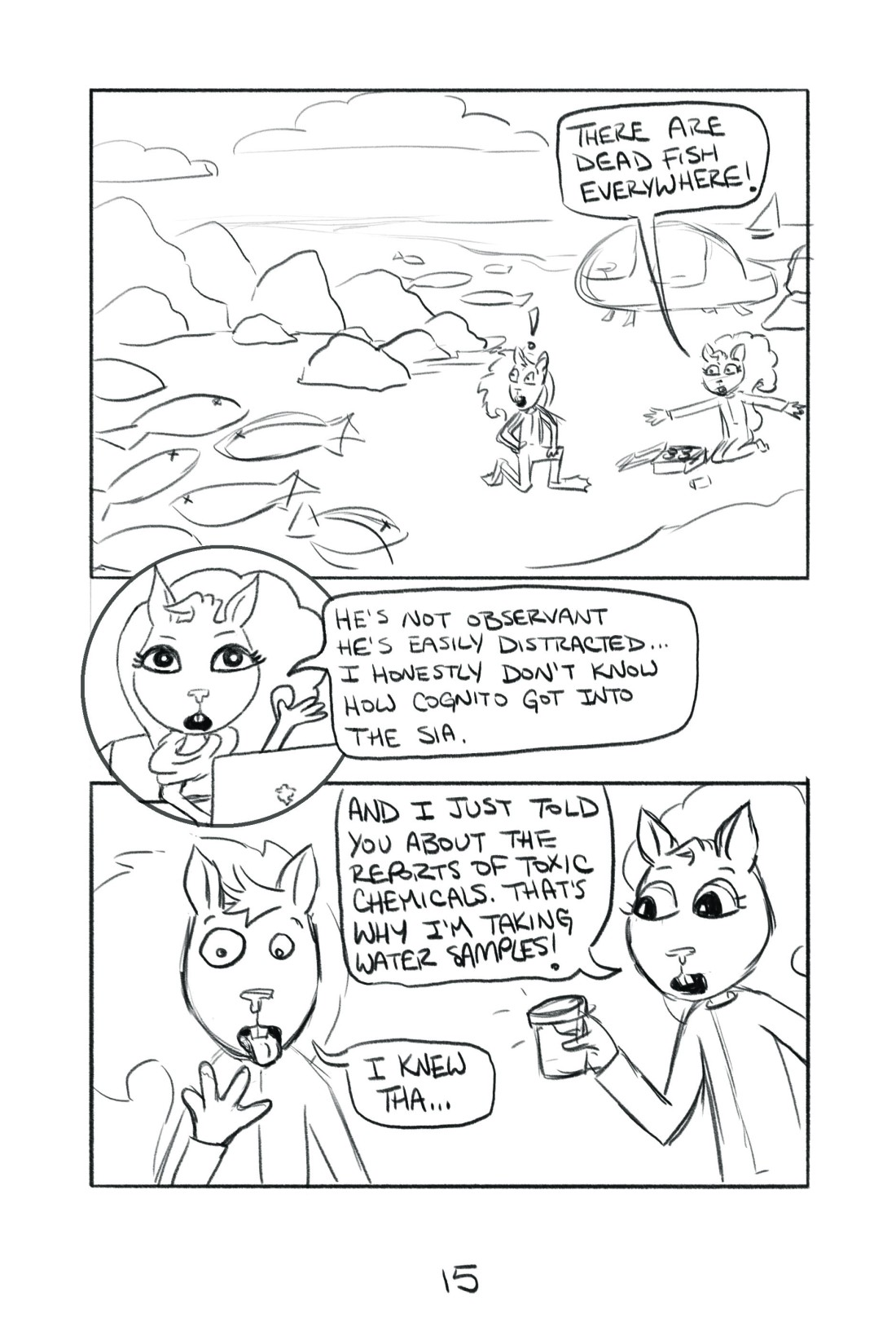 Cognito Sanchez_Page 15 by Sheri Roloff