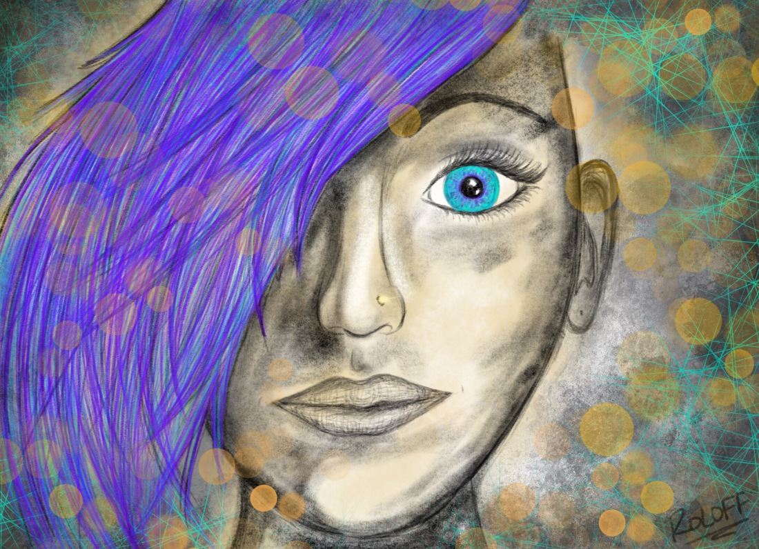 Portrait by Sheri Roloff