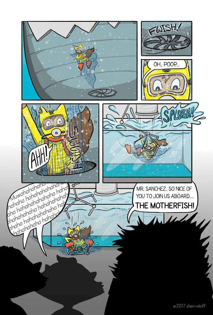 Cognito Sanchez Page 25 by Sheri Roloff