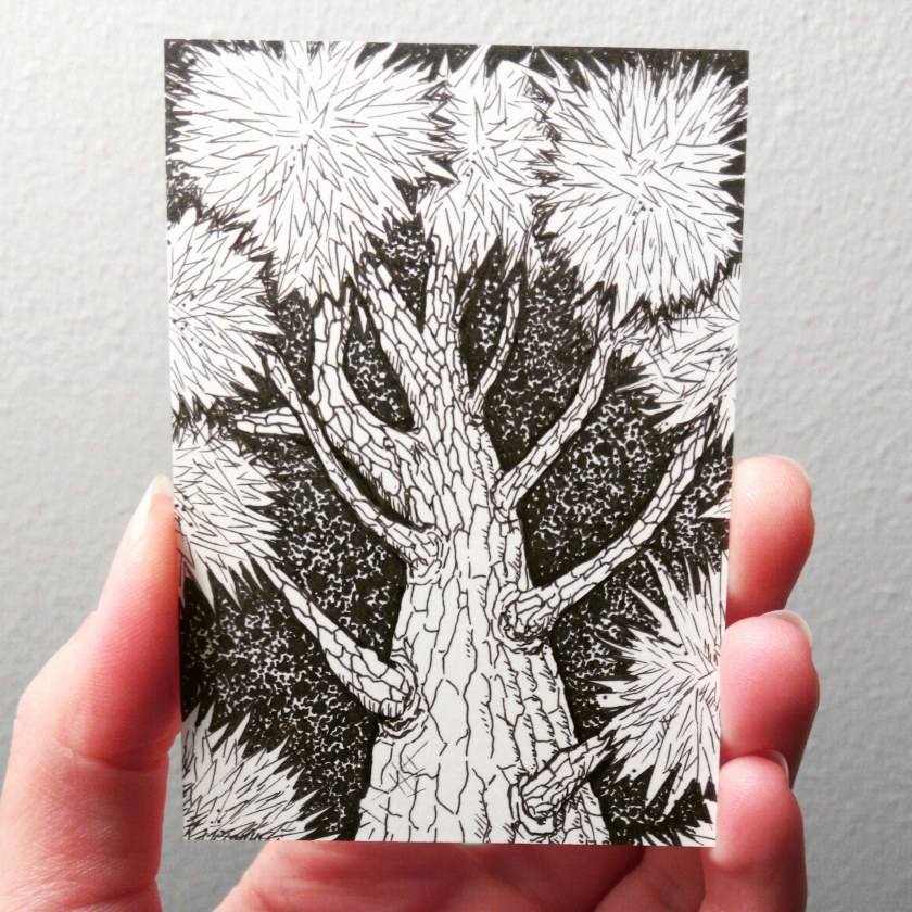 Inktober 10-5-17 by Sheri Roloff