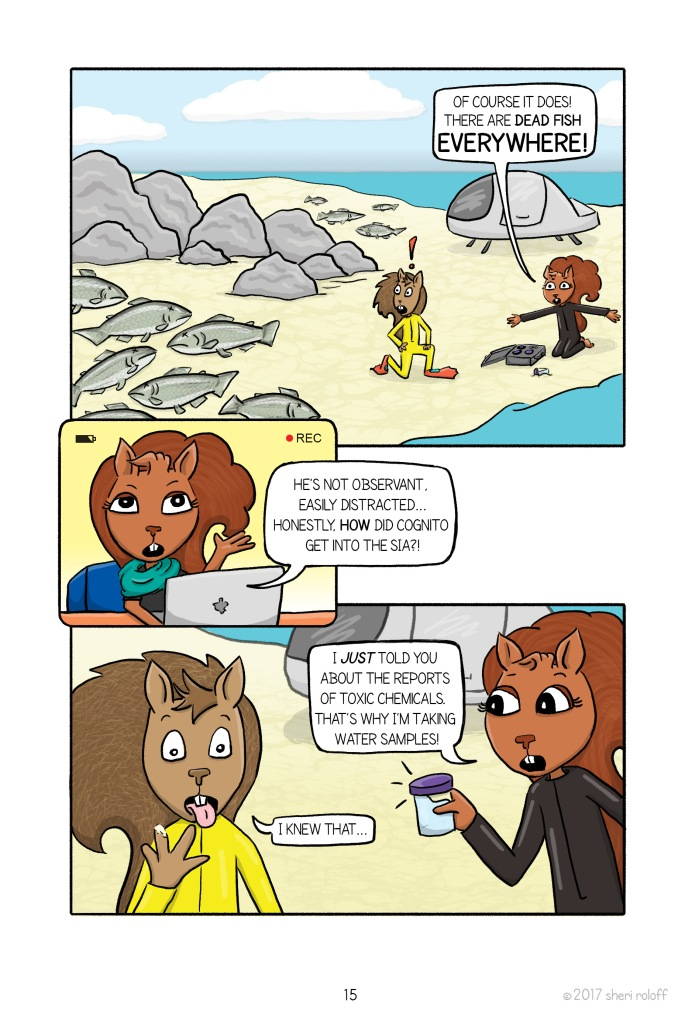 Cognito Sanchez Page 15 by Sheri Roloff