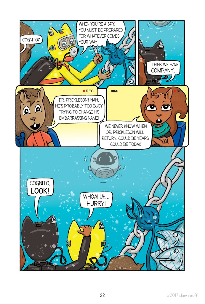 Cognito Sanchez Page 22 by Sheri Roloff